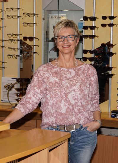 Boehler Optik Weingarten Birgit Weiland